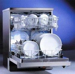 Установка встроенной посудомоечной машины. Артёмовские сантехники.