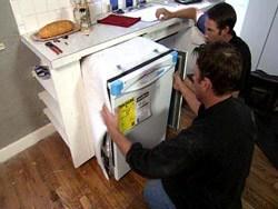 Установка посудомоечной машины в Артёме